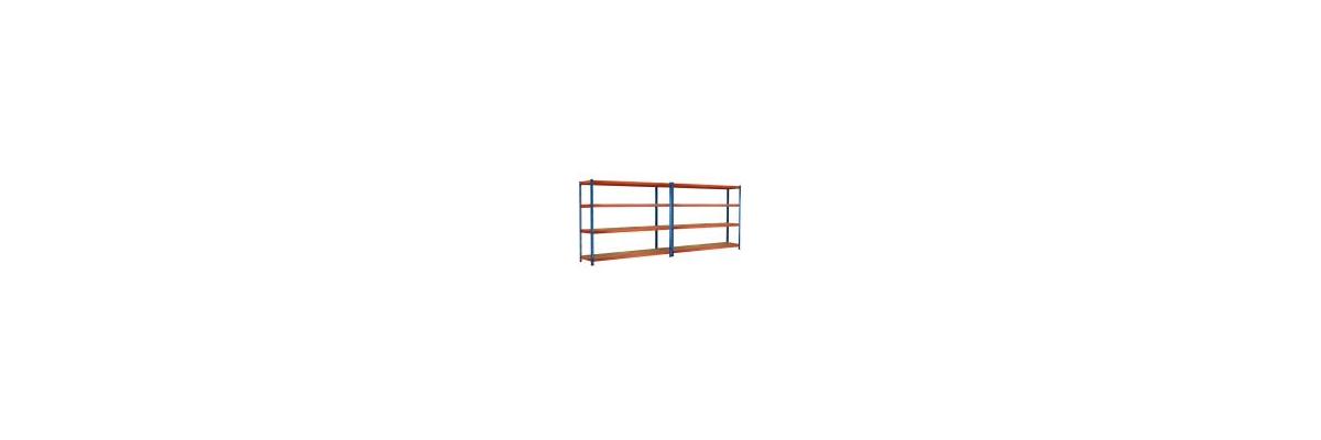 Schwerlastregale - Platzwunder für Lager- und Kellerräume - Schwerlastregale - Platzwunder für Lager- und Kellerräume